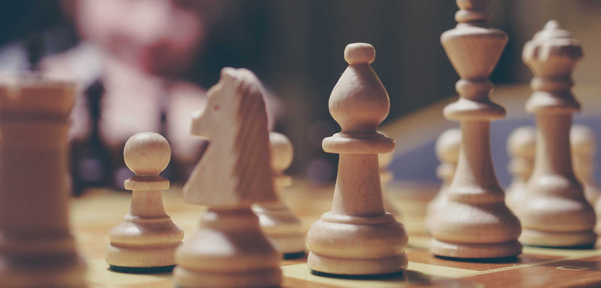 Chess board representing strategic tax planning in Danville, CA